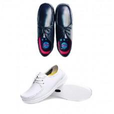 Asitcoi 5501 真皮防滑綁帶護士鞋