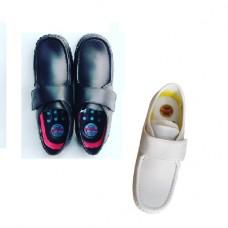 Asitcoi 5504 真皮防滑魔術貼護士鞋