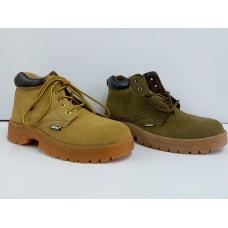 GS3016 GOLDSTAR 金星猄皮安全靴