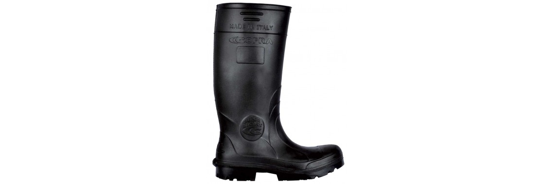 安全水鞋 Safety Rainboots