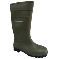 DUNLOP HEVEA 142VP-G 鋼頭/鋼底水鞋  (萄萄牙製造)