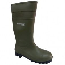 DUNLOP HEVEA 142VP-G 鋼頭/鋼底水鞋  (葡萄牙製造)
