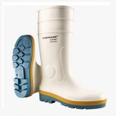 DUNLOP A781331 Acifort Classic 白色鋼頭安全水鞋 (葡萄牙製造)