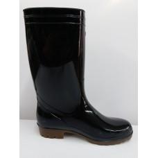 OGB6000 Achilles 中筒水鞋  黑色 (日本製造)