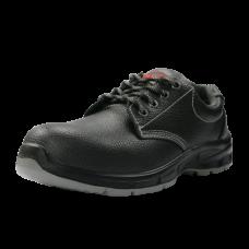 SMAAT-SFM110W 特闊頭黑色鋼頭鋼底安全鞋