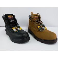 WP1032 WORLD POLO 油皮安全靴